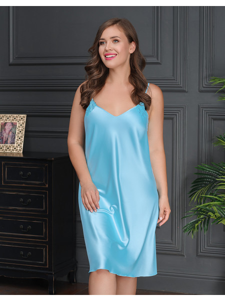 Сорочка ночная Acappella Persia 0931 Голубой
