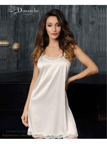 Сорочка ночная Dimanche Lingerie Adore 6025 Молочный