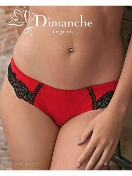 Трусы Dimanche Lingerie Adore Бразилиана 3025 Красный